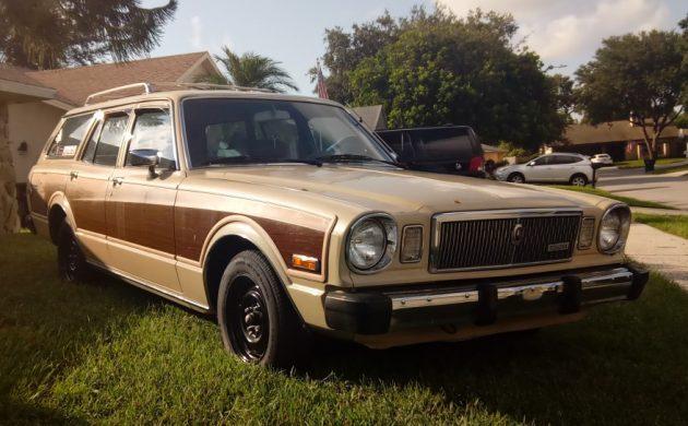 Japanese Family Hauler: 1980 Toyota Cressida Wagon