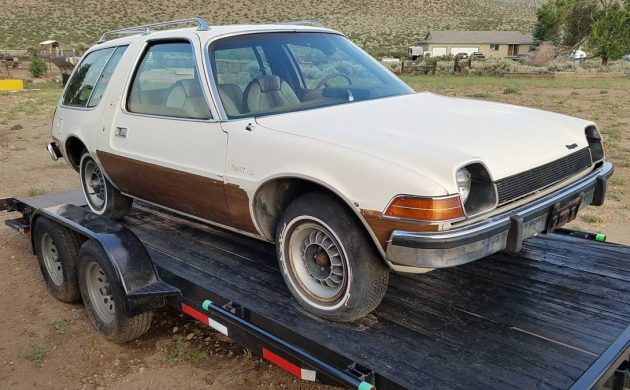 Free Associating: 1977 AMC Pacer Wagon