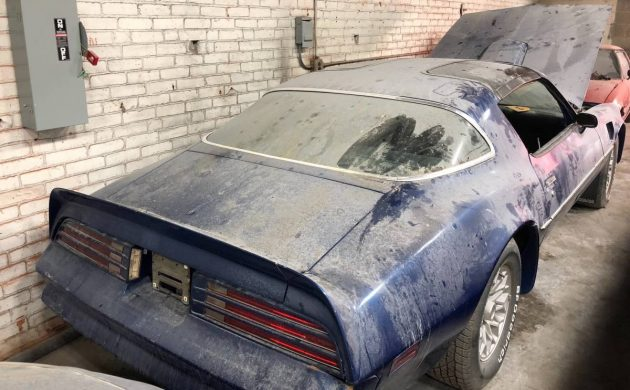 Plethora of Pontiac Projects and Parts!