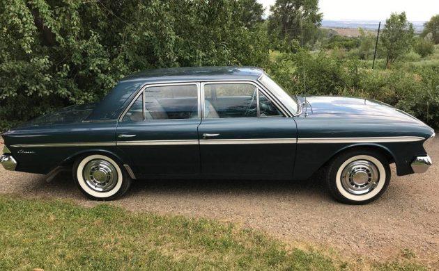 Low Miles, High Love: 1963 Rambler Classic 770