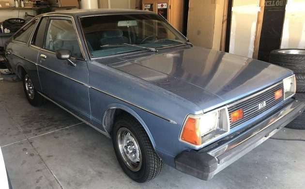 Great Little Survivor: 1980 Datsun 210 Sunny Coupe