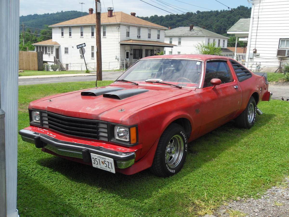 One Of 285 1980 Dodge Aspen R T