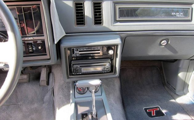 Lightweight Grand National: 1987 Buick Regal Turbo