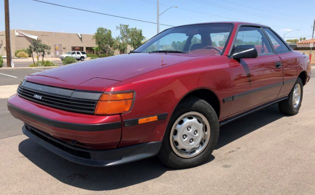 Nicest One Left? 1988 Toyota Celica ST