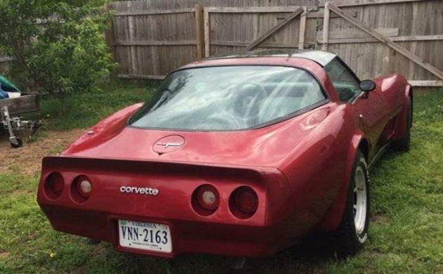 5,691 Miles? 1980 Corvette In Virginia
