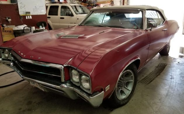 1969 Buick GS400 Stage 1 Convertible