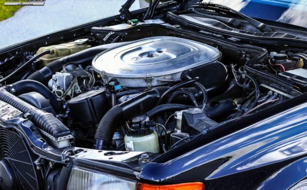 Car 25 of 25: 1990 Mercedes 560 SEC AMG Hammer