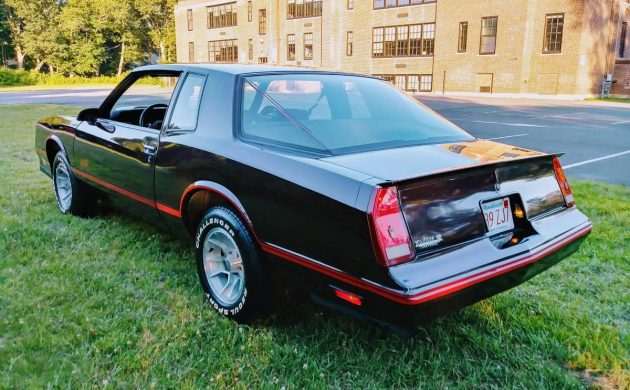 Cheating the Wind: 1987 Monte Carlo Aerocoupe