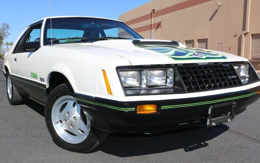 Fox Body For Sale >> 16K Miles from New: 1979 Ford Mustang Cobra