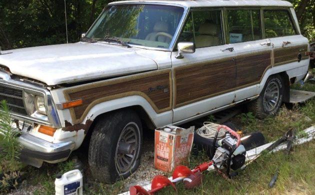 Diesel Conversion Done: 1990 Jeep Grand Wagoneer