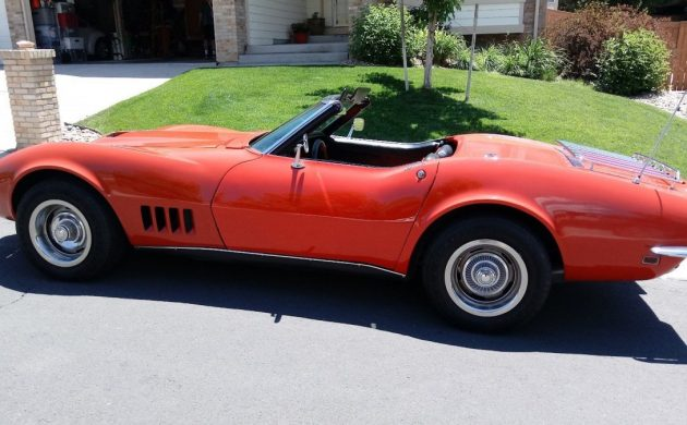 Duntov Approved: 1968 Corvette Convertible