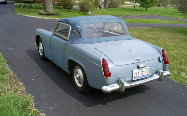 Mg midget for sale craigslist