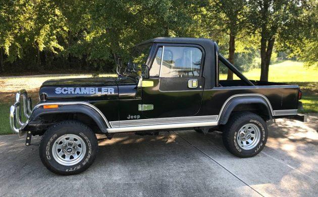 President's Choice: 1982 Jeep CJ-8 Scrambler