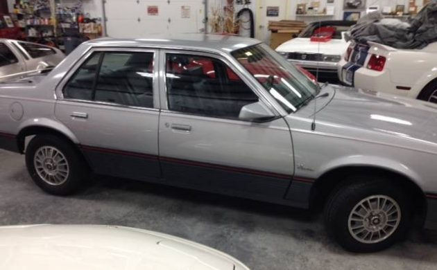 Craigslist St Louis Missouri >> Best In The Country: 1987 Cadillac Cimarron