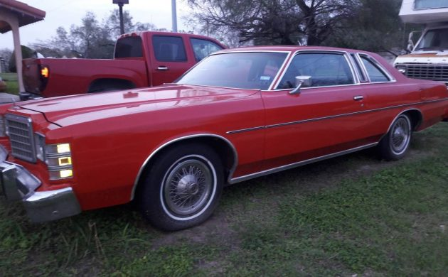 Big Red: 17K Mile 1977 Ford LTD