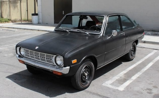 Piston Powered: 1971 Mazda 1200 Coupe