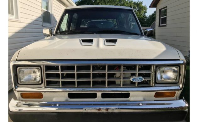 $2,500 5-Speed Turbo: 1987 Ford Bronco II 4×4