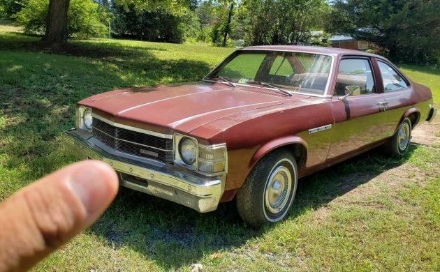 Thumb S Up 1976 Buick Skylark