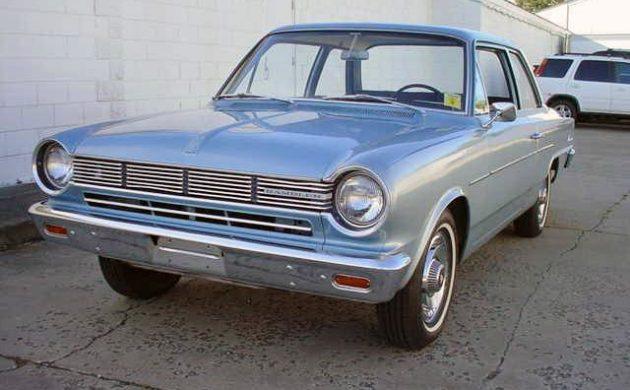 1 of 296 Made? 1965 Rambler American 220