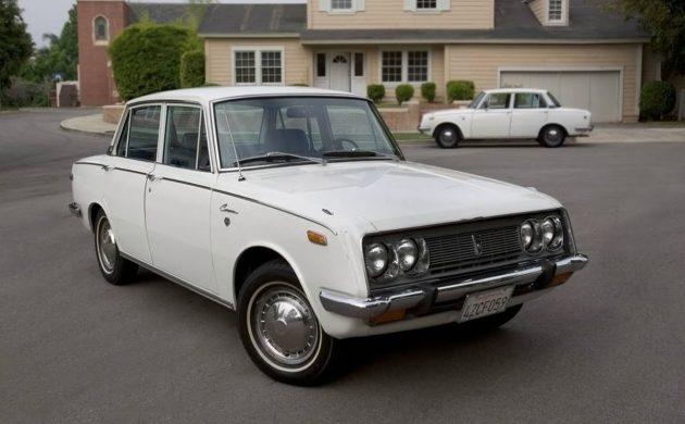 Rising Sun Survivor: 1970 Toyota Corona Deluxe