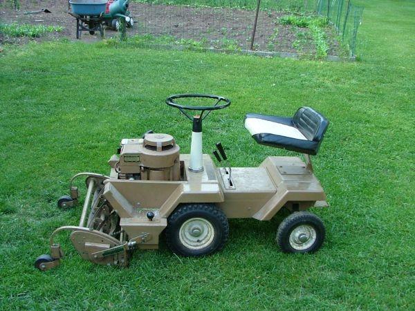 Real Cool Reel Mower: 1967 Yard-Man 250