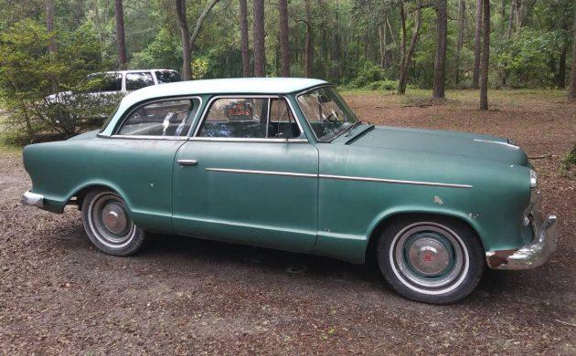 Big Compact: 1959 Rambler American Super