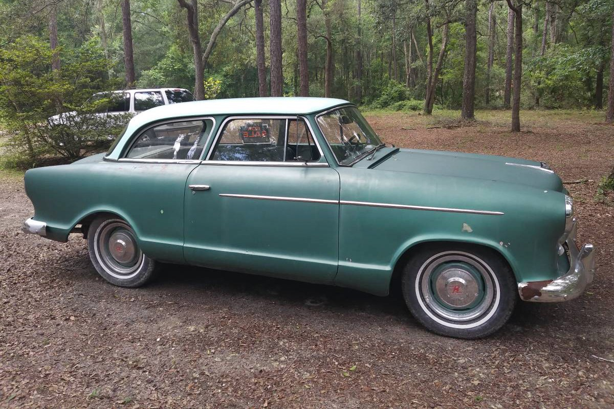 Craigslist Old Cars For Sale >> Big Compact: 1959 Rambler American Super