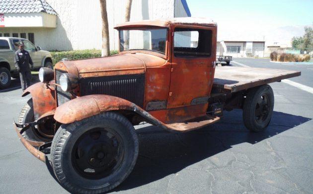 Heavy Hauler: 1930 Ford Model B Pickup