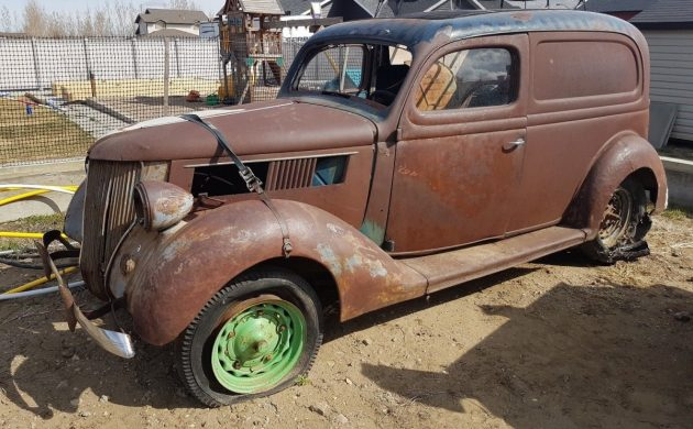 Restore or Street Rod It: 1936 Ford Sedan Delivery