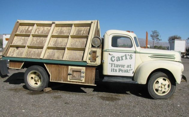 Who's Carl? 1946 Ford Produce Truck