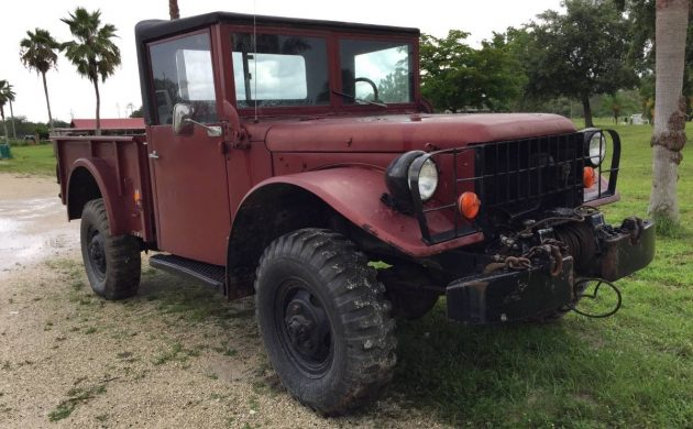 Rough Rider: 1953 Dodge M37 Truck