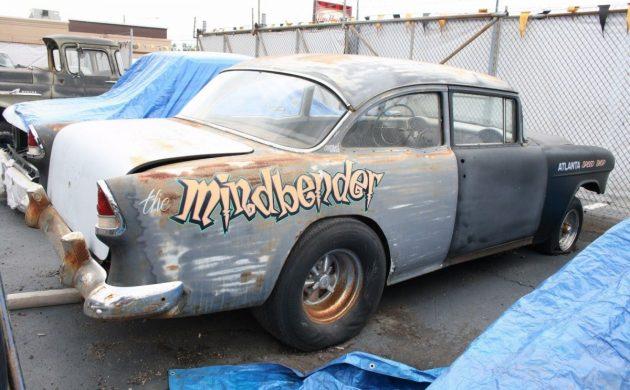 The Mindbender: 1955 Chevrolet Gasser