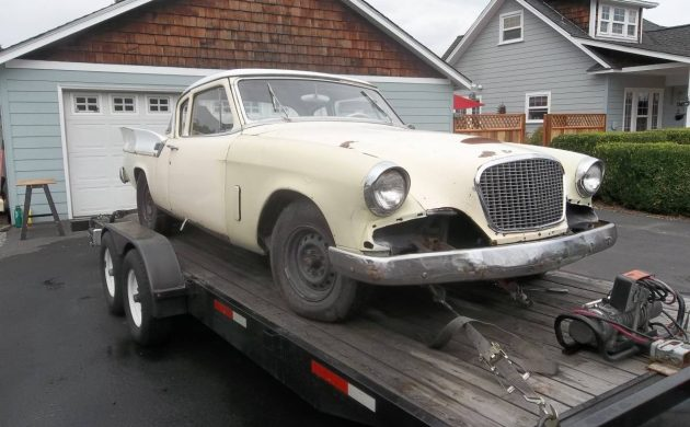Descended From An Angel: 1960 Studebaker Hawk