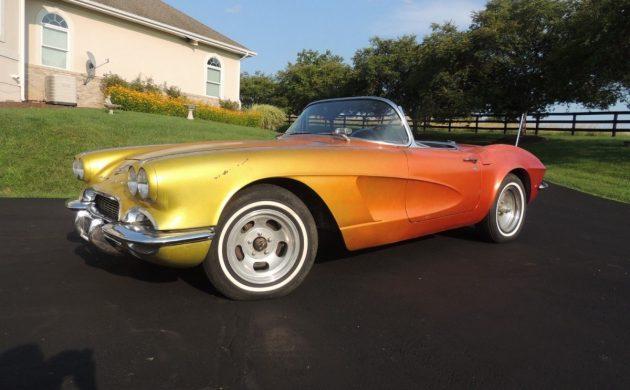 George Barris Inspired: 1962 Chevrolet Corvette