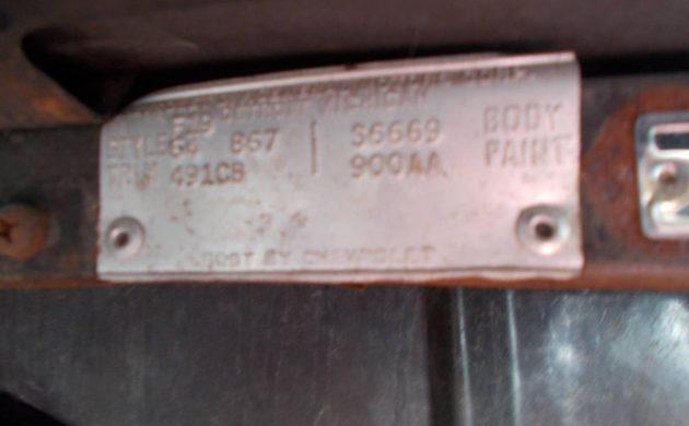 Fuel Injected Humpty Dumpty 1964 Corvette Convertible