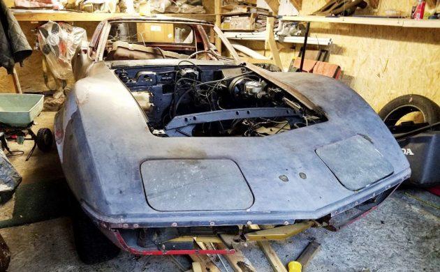 Project 'Vette: 1968 Chevrolet Corvette Solid Project Car