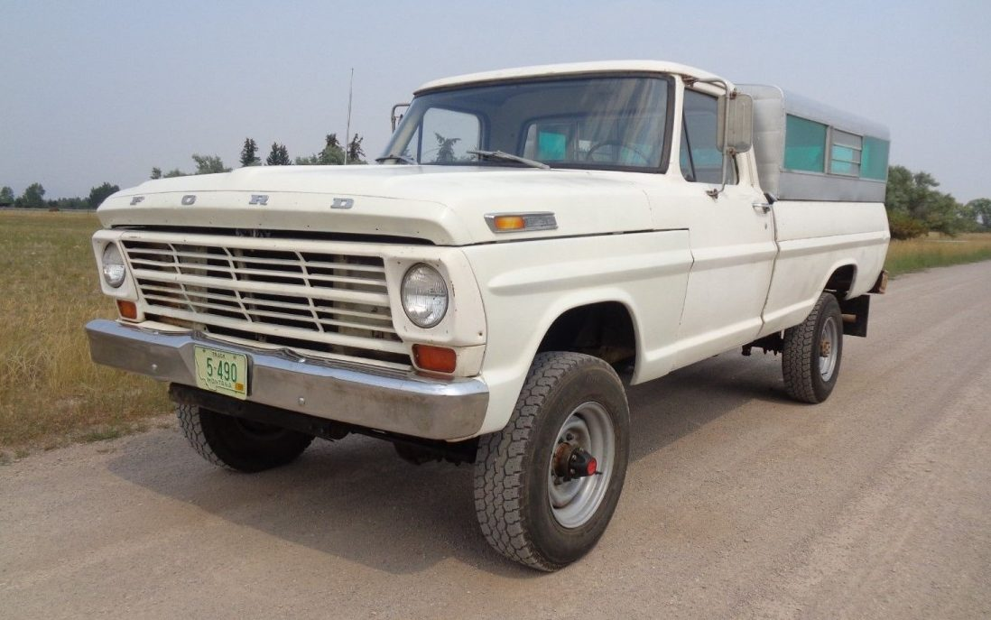 Montana Highboy 1969 Ford F 250 4x4