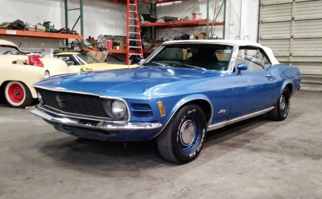 Mach 1 Guts? 1970 Ford Mustang Convertible