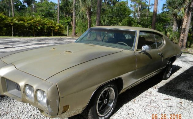 Performance And Luxury 1970 Pontiac Gto 455