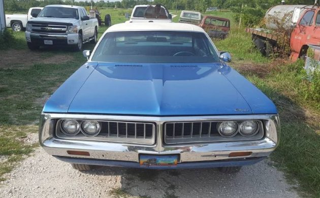Road Going Millennium Falcon: 1972 Chrysler Newport