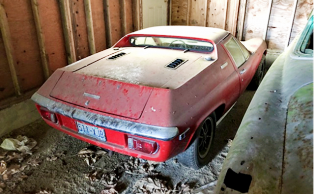 Barn Finds At Lucky Auctions' Fall Classic!