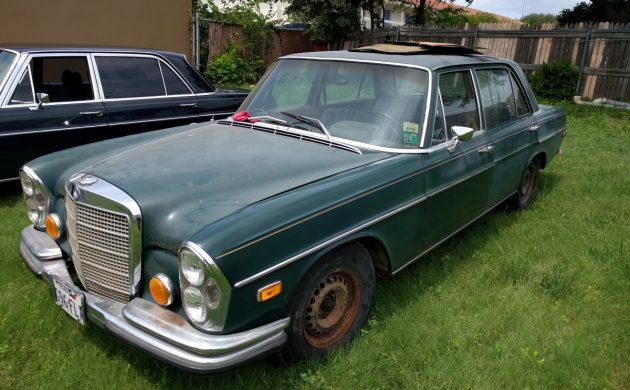 Exclusive: 1972 Mercedes Benz 280SEL 4.5