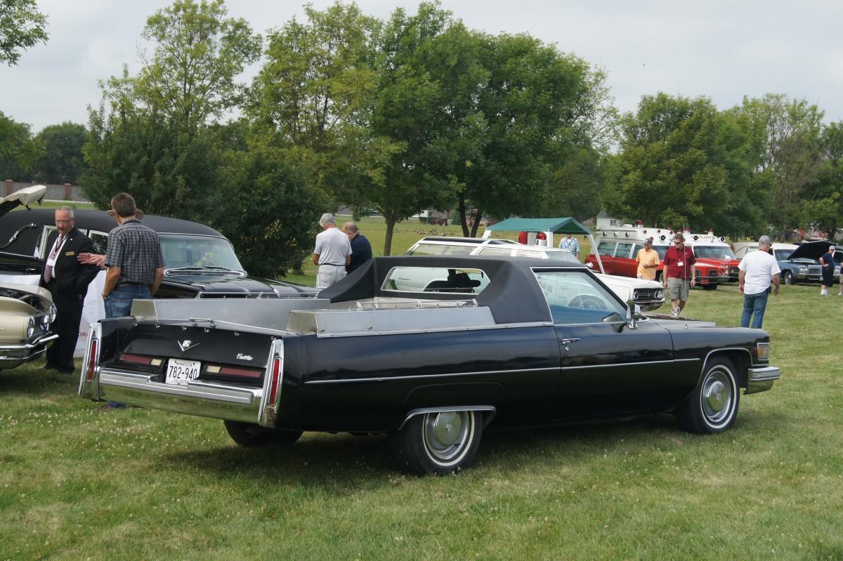 Classy Pickup 1976 Cadillac Caribou