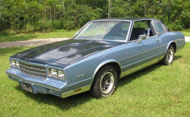 Turbo Buick V-6 Inside: 1981 Chevrolet Monte Carlo
