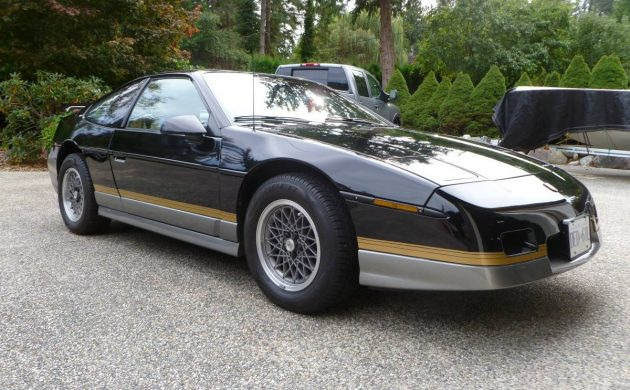 Far North Fiero: 1986 Pontiac Fiero GT