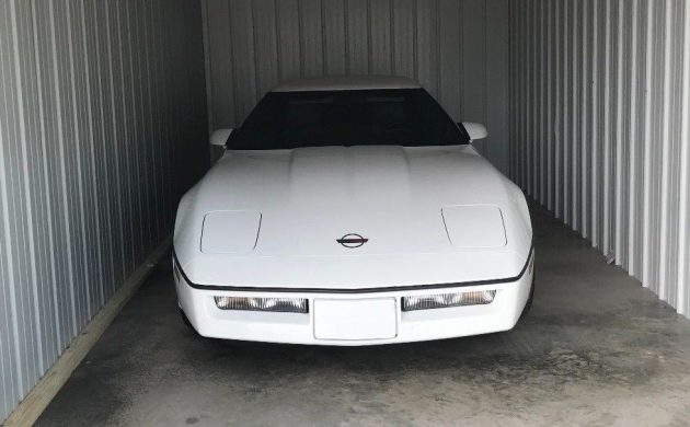 Cream Puff: 1989 Corvette Convertible