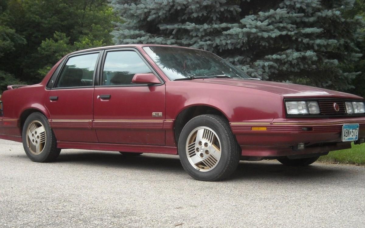 Awd Cars For Sale >> AWD Rarity: 1989 Pontiac 6000 STE