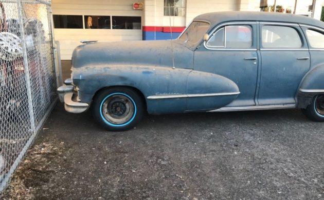 Stored 50 Years: 1947 Cadillac Fleetwood