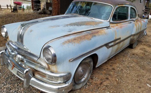 Chiefly Project: 1953 Pontiac Chieftan