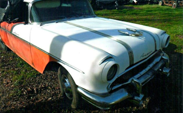Saved From A Madman: 1956 Pontiac Star Chief Safari